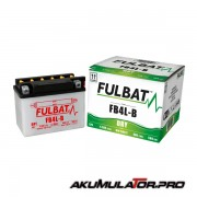 Акумулатор FULBAT FB4L-B 12V 4Ah R+