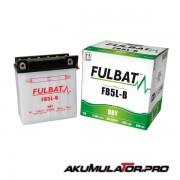 Акумулатор FULBAT FB5L-B 12V 5Ah R+