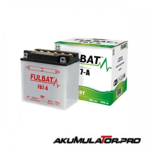 Акумулатор FULBAT FB7-A 12V 8Ah R+
