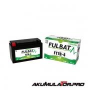 Акумулатор FULBAT FT7B-4 SLA 12V 6.5Ah L+