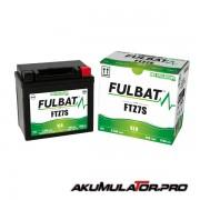 Акумулатор FULBAT FTZ7S SLA 12V 6Ah R+