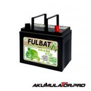 Акумулатор за косачка FULBAT U1R-9 SLA 12V 29.5Ah R+