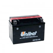 Акумулатор UNIBAT CBTX9-BS - 12 V / 8 Ah / L +