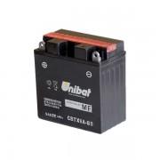 Акумулатор UNIBAT CBTX9A-BS - 12 V / 9 Ah / L +