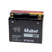 Акумулатор UNIBAT CT12B-BS-12V / 11Ah / L+