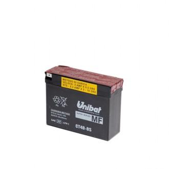 Акумулатор UNIBAT CT4B-BS-12V / 2.3Ah / R+
