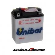 Акумулатор UNIBAT 6N6-3B - 6 V / 6 Ah R+