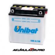 Акумулатор UNIBAT CB9-B-SM - 12 V / 9 Ah L+