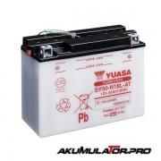 Акумулатор YUASA SY50-N18L-AT 12V 21.1Ah R+