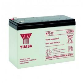 Батерии VRLA за индустрията и бита от YUASA - NP Серия