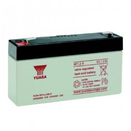 Батерии VRLA за индустрията и бита от YUASA - NP Серия 6 V