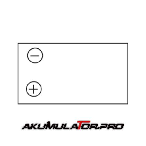 Акумулатор YUASA NP3.2-12 - 3.2 Ah / 12 V