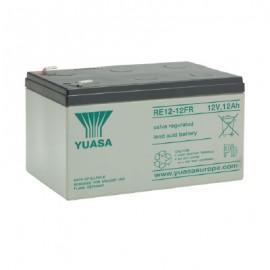 Батерии VRLA за индустрията и бита от YUASA - RE / REW / REC Серия