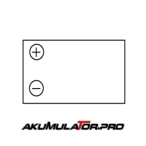 Акумулатор YUASA NPW45-12 - 8.5 Ah / 12 V